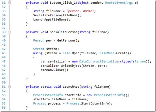 MainWindowCode