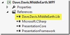 WPF Reference