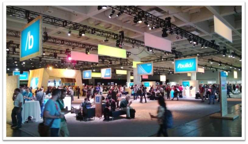 Here at Build 2013 – Day One (2/2)